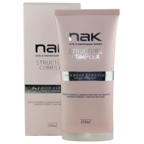Nak Structure Complex Bond Enhancer Repair Treatment 150ml