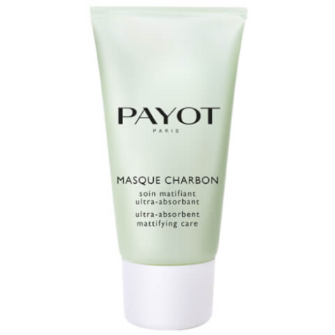 PAYOT Pate Grise Masque Charbon Ultra-Absorbant Mattifying Care 50ml