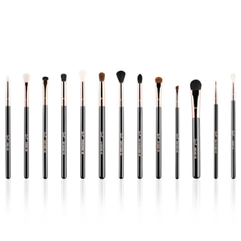 Sigma Ultimate Copper Eye Brush Set