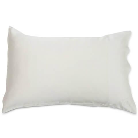 The Goodnight Co. Silk Pillowcase - Natural White