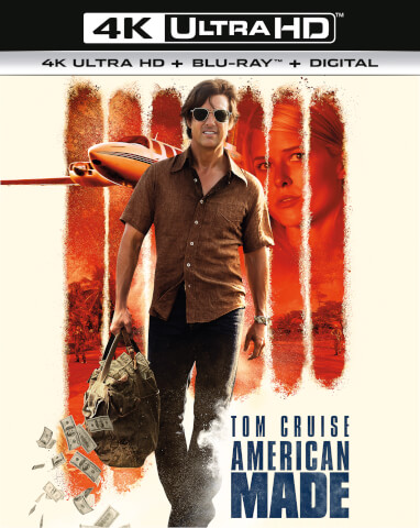 American Made - 4K Ultra HD (Digital Download)