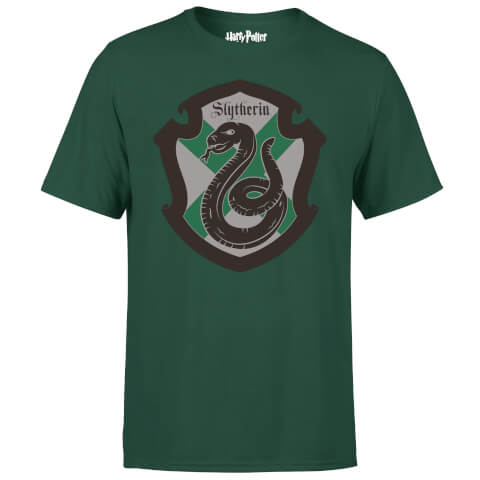 Harry Potter Slytherin House Green T-Shirt