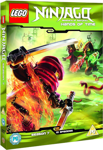 Lego Ninjago: Hands Of Time