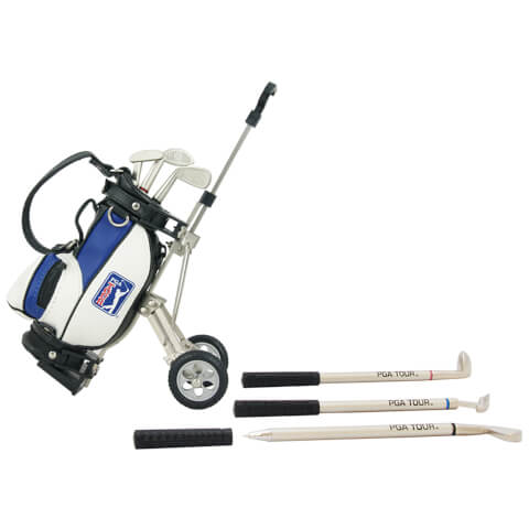 PGA Tour Model Trolley with Pens