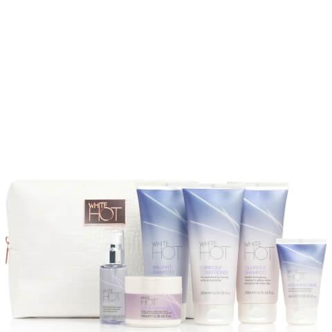 White Hot Clutch Bag Set 810ml