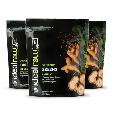 Organic Greens - 90 Servings