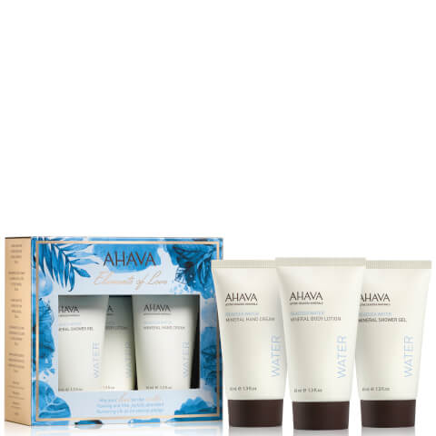 AHAVA Mineral Love Trio (Worth $30)