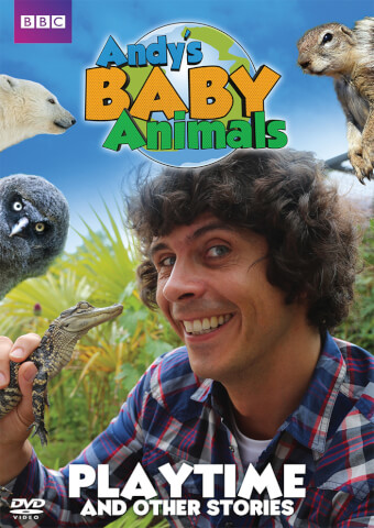 Andy's Baby Animals (BBC) - Playtime and Other Stories (Vol 2)