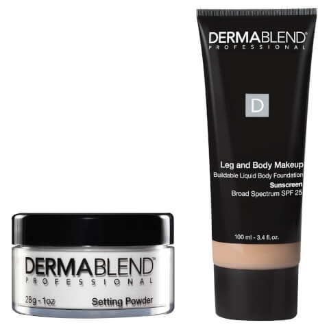 Dermablend Tattoo Coverage Set - 10N Fair Ivory
