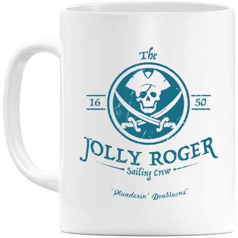 The Jolly Roger Mug