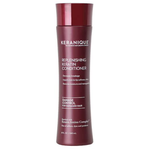 Keranique Scalp Replenishing Damage Control Conditioner 8oz