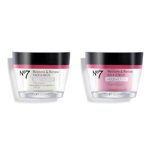 Restore & Renew Day and Night Cream ($53.98 Value)