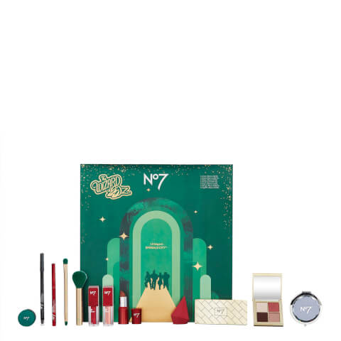 Wizard of Oz 12 Days in Emerald City Beauty Calendar