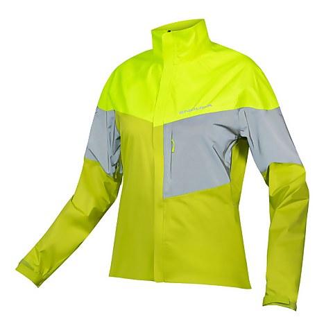 Women's Urban Luminite Jacket II - Hi-Viz Yellow