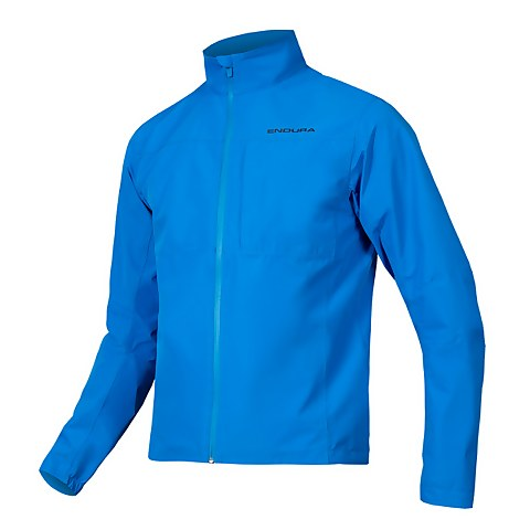 Hummvee Lite Waterproof Jacket II - Azure Blue