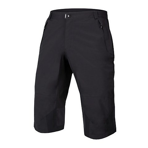 MT500 Waterproof Short II - Black