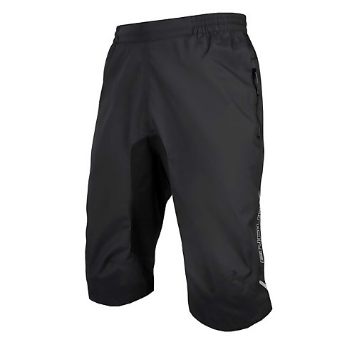 Hummvee Waterproof Short - Black