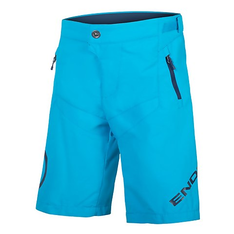 Kids MT500JR Short with Liner - Electric Blue
