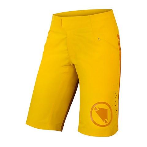 Women's SingleTrack Lite Short - Saffron
