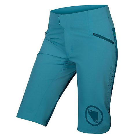 Women's SingleTrack Lite Short - Kingfisher