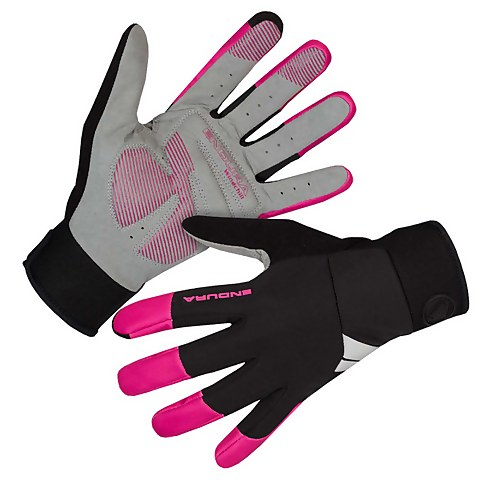 Women's Windchill Glove - Cerise