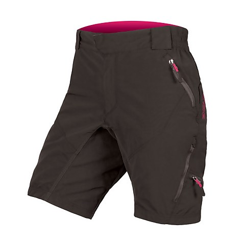 Women's Hummvee Short II - Black