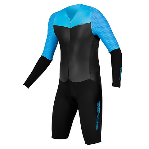 D2Z Encapsulator Suit SST - Hi-Viz Blue