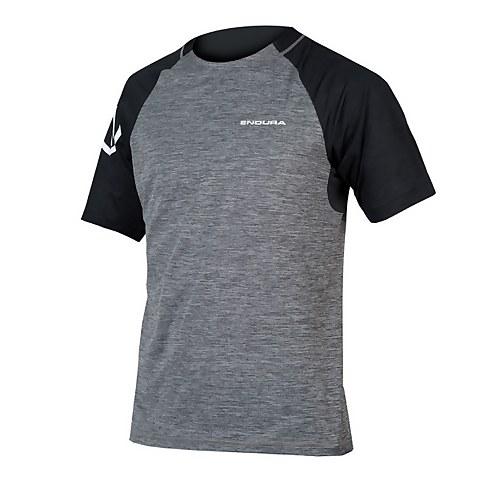 SingleTrack S/S Jersey - Pewter Grey