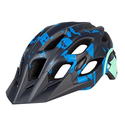 Hummvee Helmet - Azure Blue
