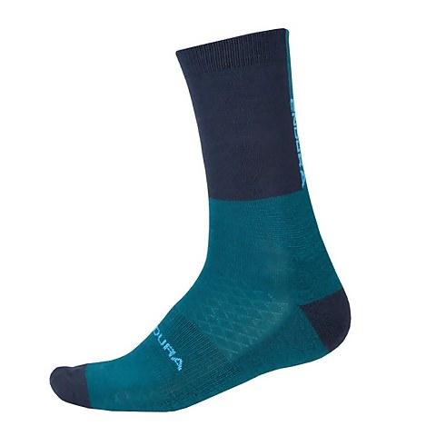 BaaBaa Merino Winter Sock - Kingfisher