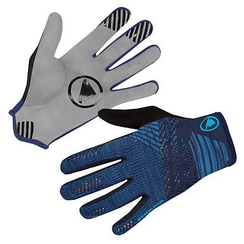 SingleTrack LiteKnit Glove - Navy