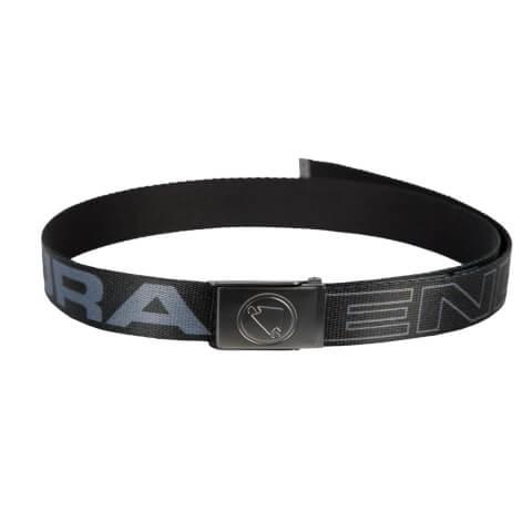 One Clan Webbing Belt - Black