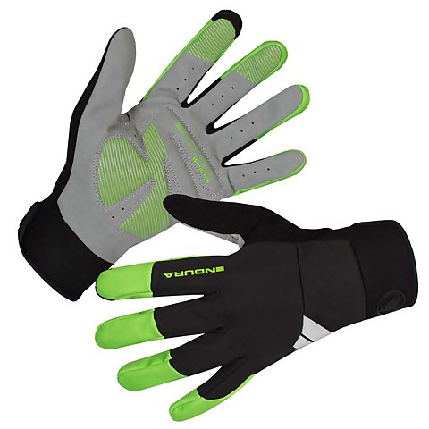 Windchill Glove - Hi-Viz Green