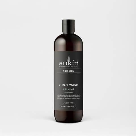 3-In-1 Calming Body Wash - For Men - 500ml