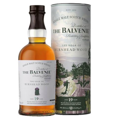 The Balvenie Stories The Edge of Burnhead Wood 19 Year Old Single Malt Scotch Whisky 70cl
