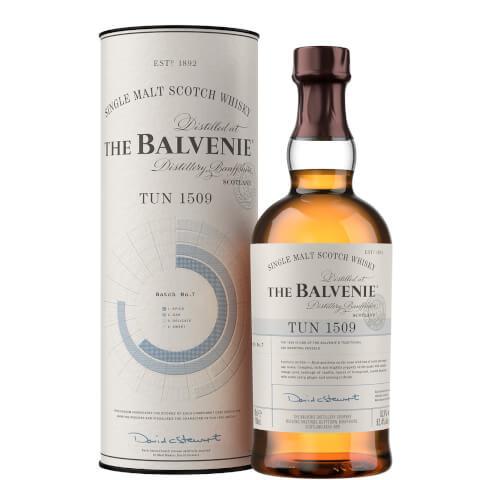 The Balvenie Tun 1509 Batch 7 Single Malt Scotch Whisky 70cl