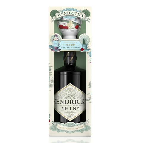 Hendrick's Gin Unusual Garden Gift Pack 70cl