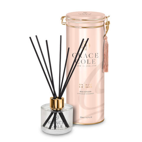 Ginger Lily and Mandarin Reed Diffuser 200ml