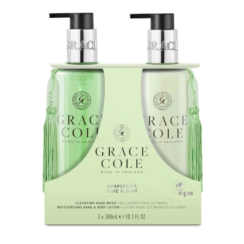 Grapefruit Lime & Mint Hand Care Duo