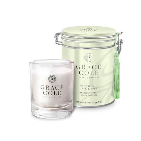 Grapefruit Lime Mint Candle 200g
