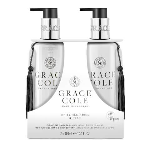 White Nectarine & Pear Hand Care Duo