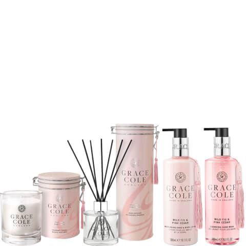 The Wild Fig & Pink Cedar Ultimate Collection