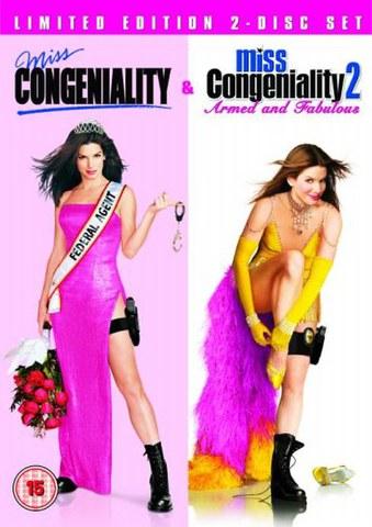 Miss Congeniality 1 & 2