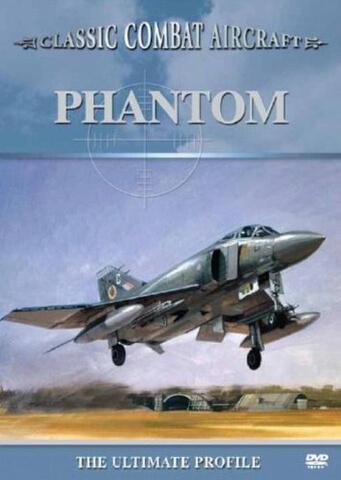 Classic Combat Aircraft - Phantom