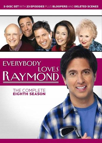 Everybody Loves Raymond - Seizoen 8 - Compleet