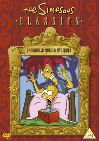 The Simpsons - Springfield Murder Mysteries