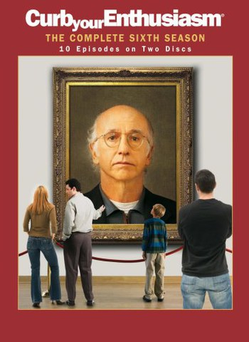 Curb Your Enthusiasm - The Complete 6th Series