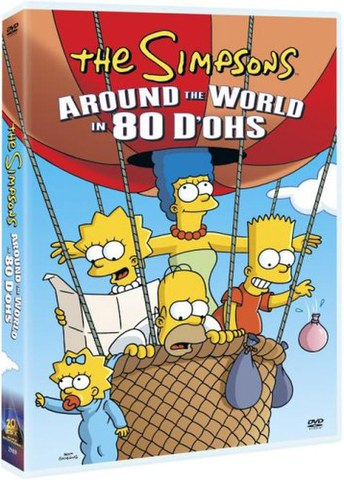 The Simpsons - Around The World In 80 Dohs!