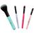 Lottie London Tools on Tour - 4 Piece Mini Brush Set
