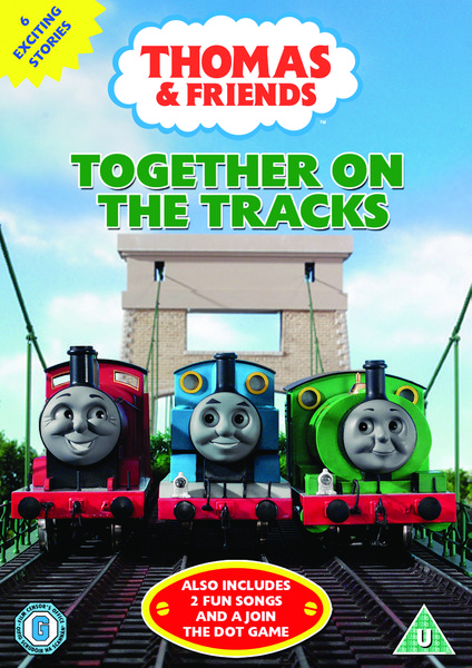 Thomas & Friends Together On The Tracks